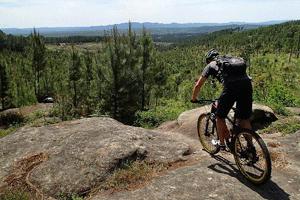 Randonnée à vélo Sud Ardèche