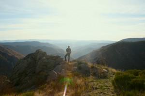 Randonnée le Piémont Ardéchois