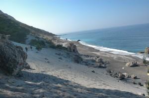 Randonnée en Crète