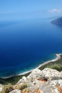 Randonnée en Crète gorges de Samaria
