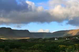 Randonnée sur la côte Ouest de l'Irlande