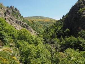Randonnée à pied Monts d'Ardèche