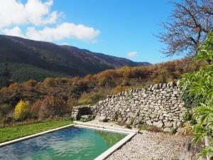 Chambre d'hôte avec piscine Monts d'Ardèche
