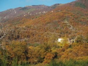Randonnée dans les Monts d'Ardèche