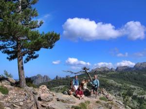 Randonnée accompagnée en Corse du Sud