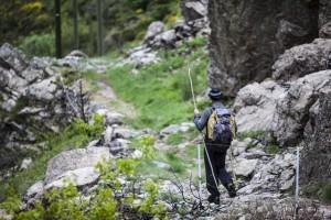 Randonnée Piémont Ardéchois