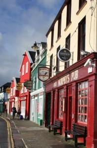 pub irlandais dans le Connemara